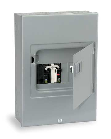 Generator Panel, 12-1/2 H x 8-7/8 In. W