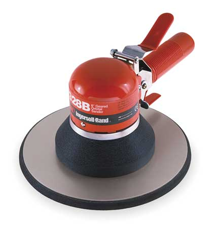 Air Dual-Action Sander, 8 In., 5/32 In.