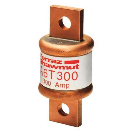 300A Fast Acting Glass/Melamine Class T Fuse 600VAC/300DC