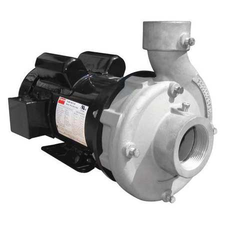 Stainless Steel 3 HP Centrifugal Pump 230V