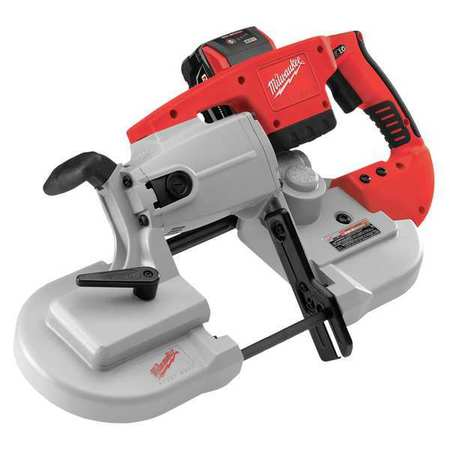 M28 Cordless Band Saw Kit, 28.0, 44-7/8""