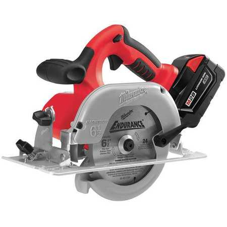 M28 Cordless Circular Saw Kit, 28V, 6-1/2""
