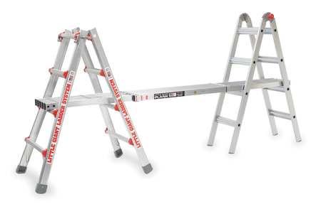 Extension Plank, Aluminum, 250 lb. Cap.