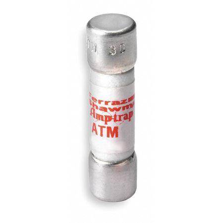 1/8A Fast Acting Melamine Midget Fuse 600VAC/DC