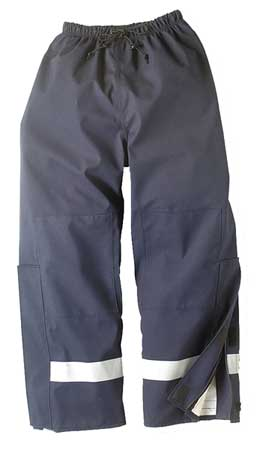 Pants, Blue, Nomex(TM), 2XL, 9.0 cal/cm2