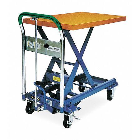 Southworth Scissor Lift Table 330 Lb Cap 17 3 4 Quot W 28 Quot L