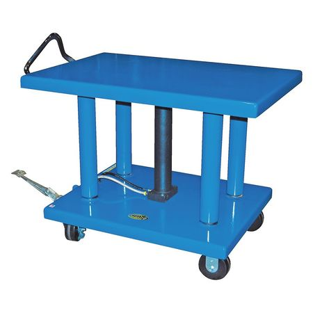 Hydraulic Lift Table,  32x48, 54 In.