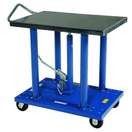 Hydraulic Lift Table, 36x24x54 In.
