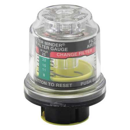 Air Filter Restriction Gauge