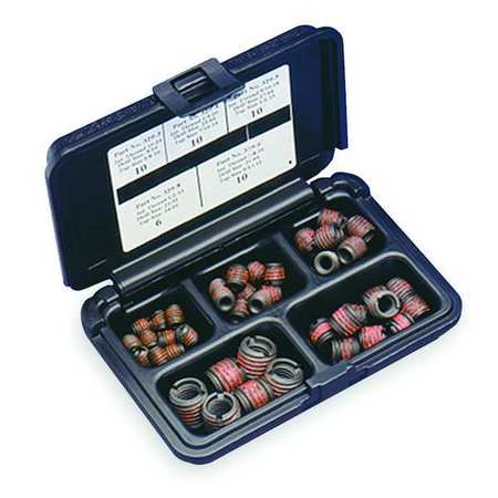 Thread Repair Kit, Heavy Wall, UNC, 22 Pcs