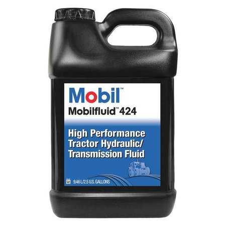 Mobilfluid 424, Tractor Hydraulic, 2.5 gal
