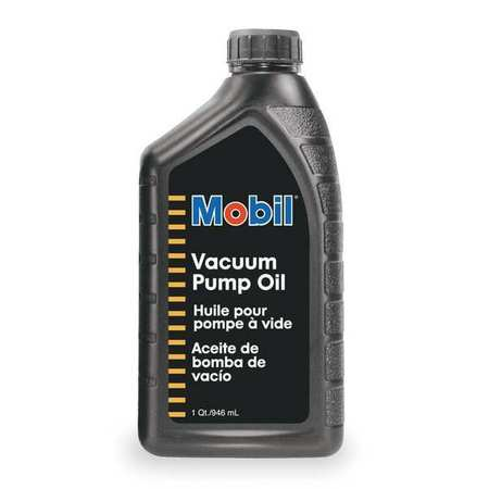 Mobil Vacuum Pump Oil,  1 qt.