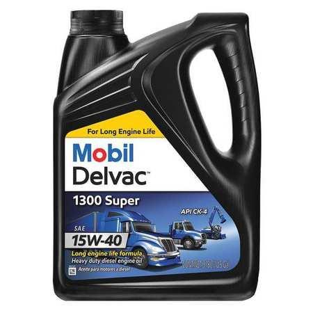 Mobil Delvac 1300 Super 15W-40,   1 gal