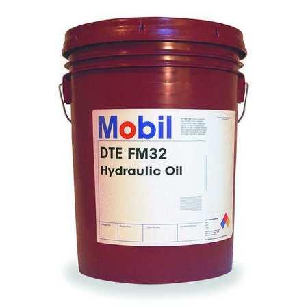 Mobil DTE FM 32,  Food Hydraulic,  5 gal.