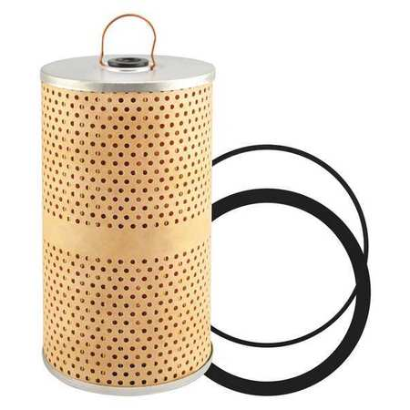 "Oil Filter Element, By-Pass, 8""x4-7/32""x8"""