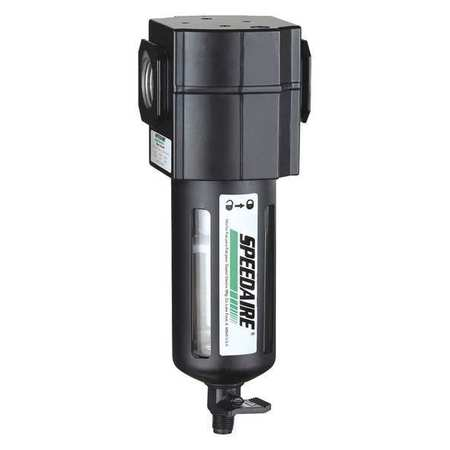 Compressed Air Filter, 150 psi, 65 cfm