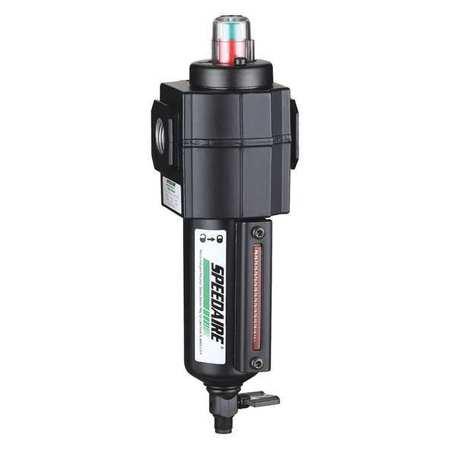 Coalescing Filter, 1/4 In. NPT, 250 psi