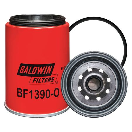 Fuel Filter, 6-3/16 x 4-11/32 x 6-3/16 In