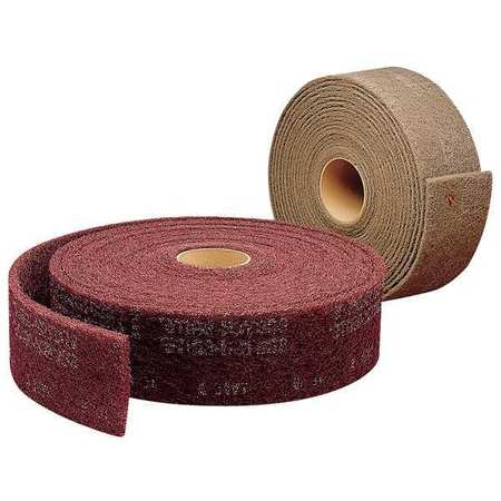 "Abrasive Roll, 4"" W x 30 ft. L, Gray"