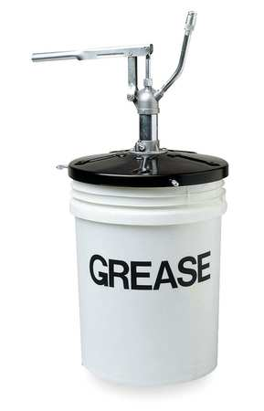 Grease Gun Filler Pump, 35 lb./5 gal.