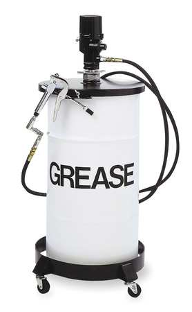 Grease Pump, 120 lb./16 gal. Drum, 55:1