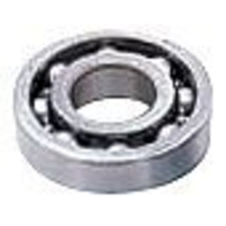 Radial Ball Bearing, Open, 25mm Bore Dia
