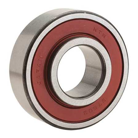 Radial Ball Bearing, Nylon, 1.3750 In. W