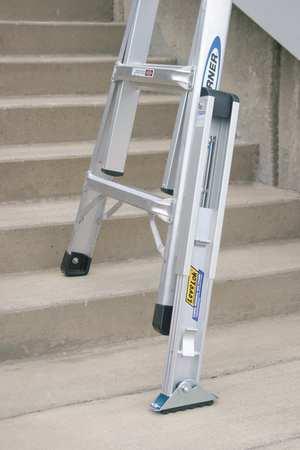 Extension Ladder Leveler, Aluminum