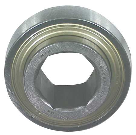 Disc Bearing, 0.6875 In. Hex Bore