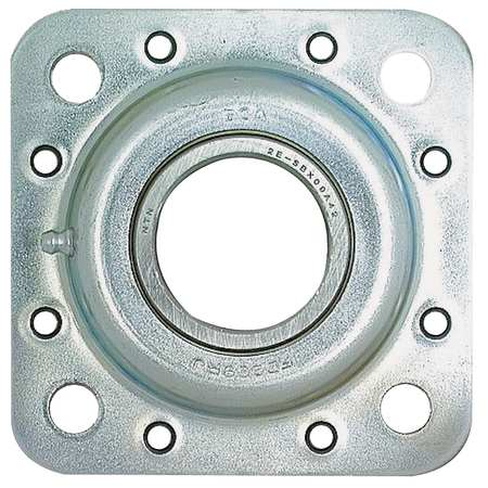 Disc Bearing, Flanged, 2.1875 In. Bore