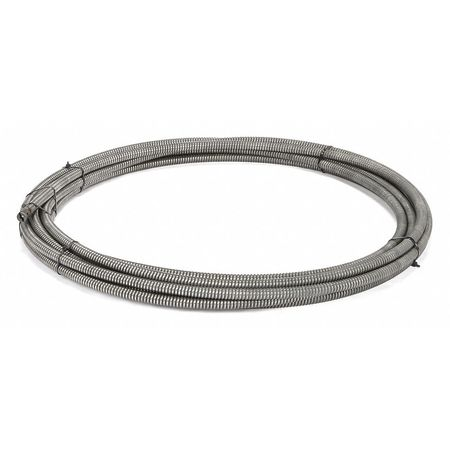 Drain Cleaning Cable, 3/4 In. x 50  ft.