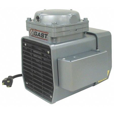 Compressor/Vacuum Pump, 1/3 HP, 50/60 Hz,