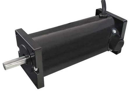 DC Motor, PM, TENV, 1/8 HP, 1800 rpm, 90VDC