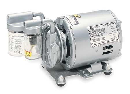 Pump, Vacuum, 1/6 HP