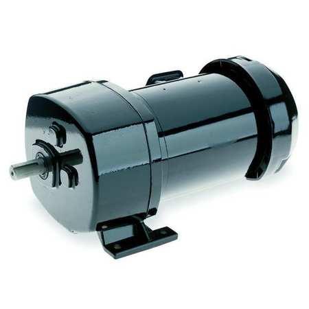 AC Gearmotor, 60 rpm, TEFC, 208-230/460V