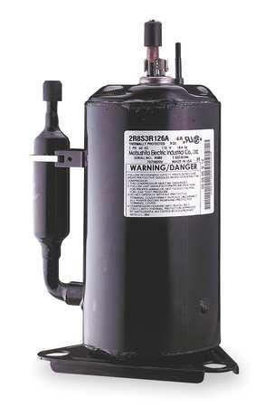 A/C Compressor, 11, 350 BtuH, 265/277V
