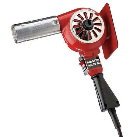 Heat Gun, 300 to 500F, 12A, 23 cfm