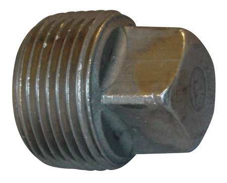 "3/8"" MNPT Magnetic Square Head Plug"