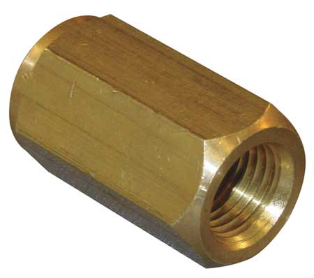 "1/8"" FBSP x FNPT Brass Conversion Adapter"