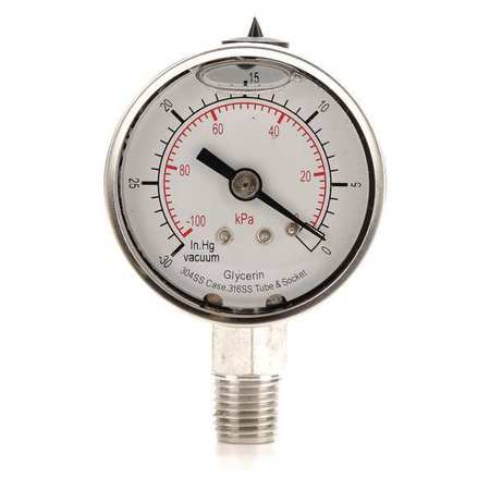 Standard Vacuum Gauge Lower Connection