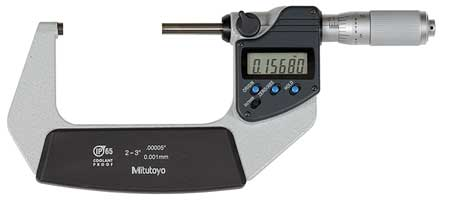 Electronic Micrometer, 2 to 3/50 to 76