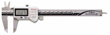 Absolute Digital Caliper, 0 to 6 In