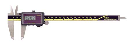 Absolute Solar Digital Caliper, 0 to 8 In