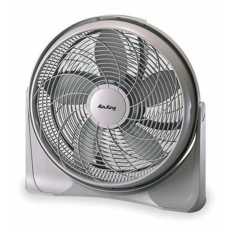 """20"""" Portable Pivot Fan,  3 Speed"""