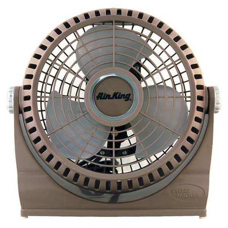 "9"" Portable Pivot Fan,  2 Speed"