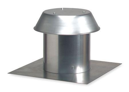 Flat Roof Cap