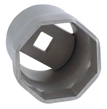 "Locknut Socket, 3/4"" Dr, 3-1/8"" Dbl Square"