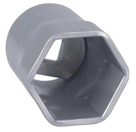 Locknut Socket, 3/4 in. Dr, 55mm Hex