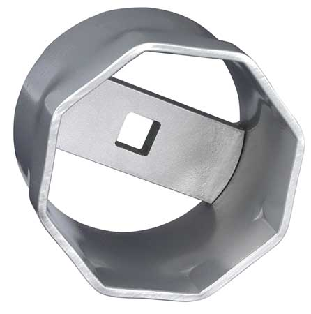 "Locknut Socket, 1"" Dr, 120mm Double Square"