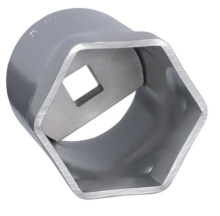 Locknut Socket, 3/4 in. Dr, 80mm Hex